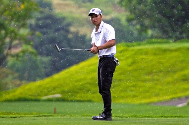 Sydney Chung Pimpin OB Golf Invitational dengan Skor 65