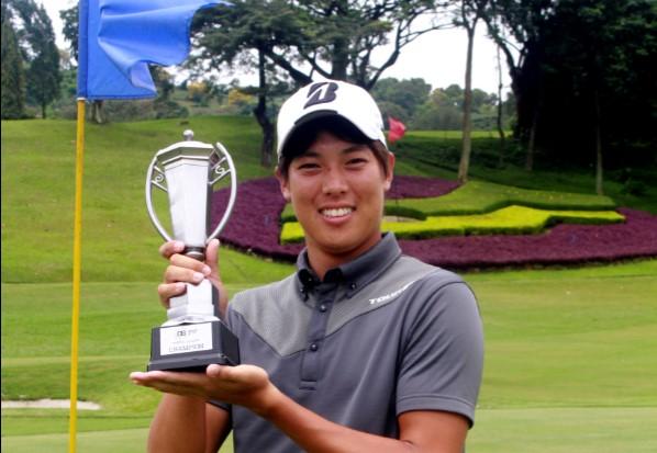 Shohei Hasegawa Dinyatakan Juara OB Golf Invitational