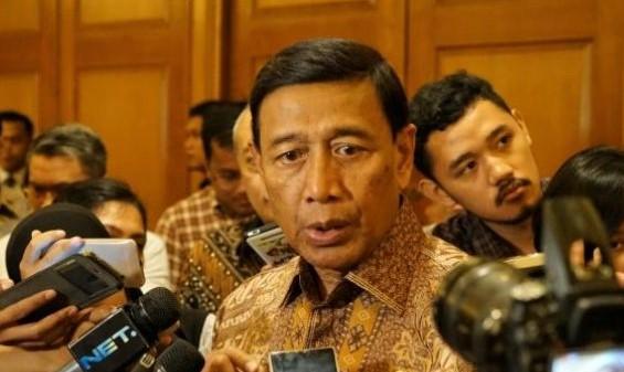 Wiranto: Napi Mako Brimob Menyerah Tanpa Syarat