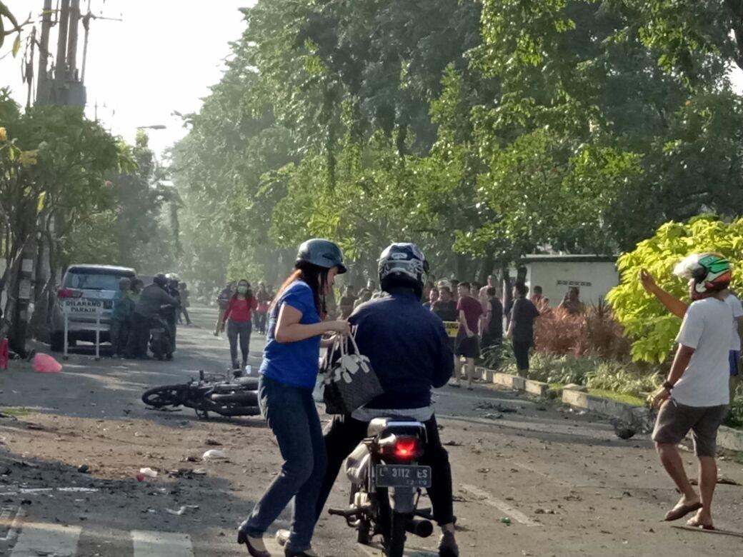 Muhammadiyah Kutuk Pengeboman dan Minta Polisi Usut Tuntas Pelakunya