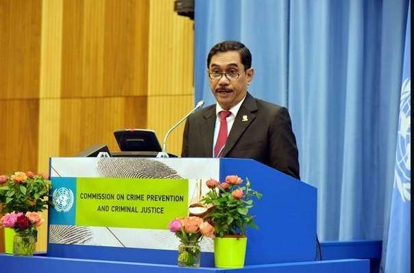 Indonesia Ingatkan Dunia soal Penyalahgunaan Internet oleh Teroris