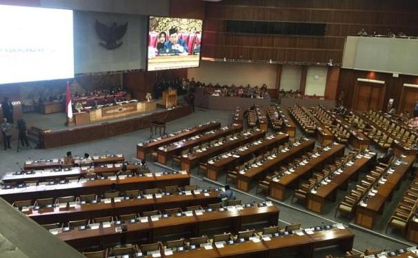 DPR Sahkan Revisi UU Tindak Pidana Terorisme