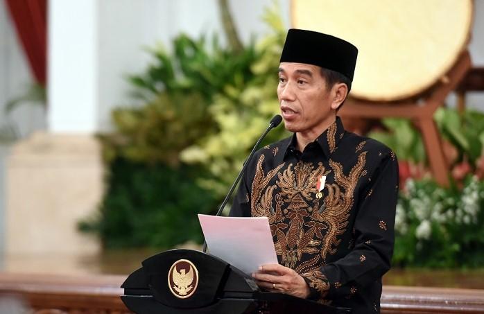 Jokowi: Alquran Tetap Jadi Hidayah di Era Gelombang Digital