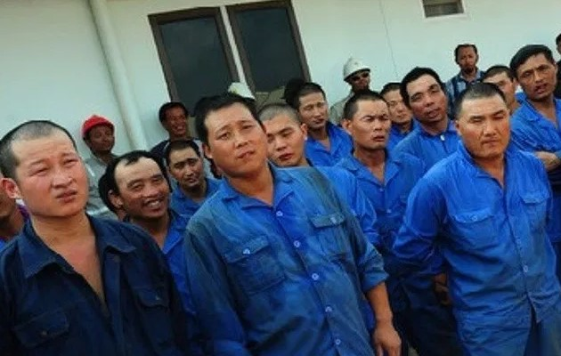 Pihak Imigrasi Duga Ada 100 Lebih Warga Tiongkok Bekerja di Nabire secara Ilegal