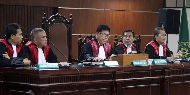 Indonesia Kekurangan 4.000 Hakim