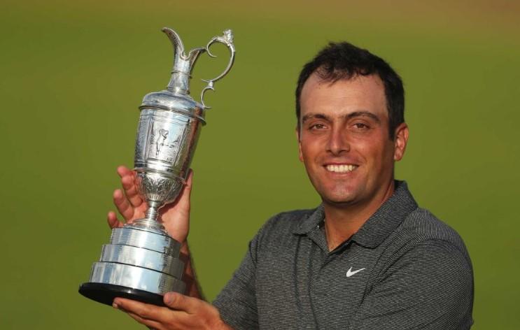 Francesco Molinari Cetak Sejarah di British Open