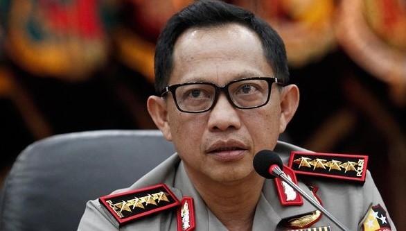 Kapolri: Indonesia Berkomitmen Cegah Pendanaan Terorisme