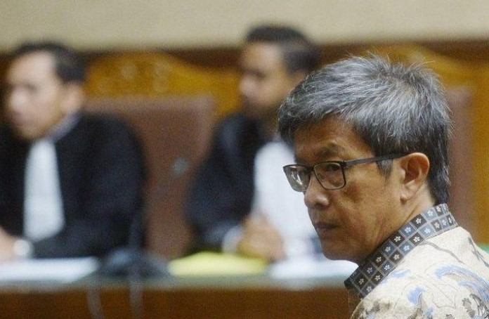 Pengadilan Tipikor Vonis Anang Sugiana 6 Tahun Penjara dalam Kasus E-KTP