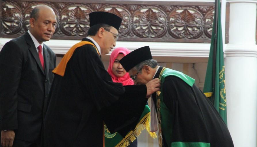 Wakil Ketua MA Bidang Non Yudisial: Hakim Tak Boleh Takut Ancaman