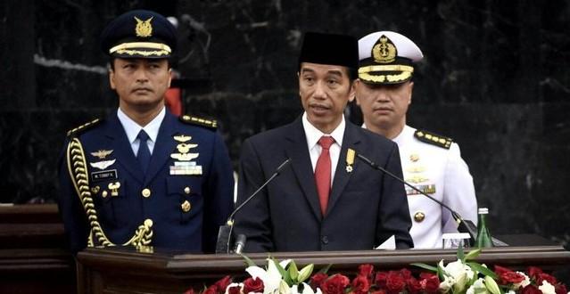 Jokowi: Pemerintah Terus Percepat Penyelesaian Kasus HAM