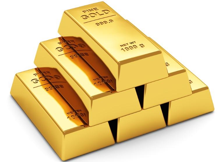 Harga Emas Turun, Dolar Menguat