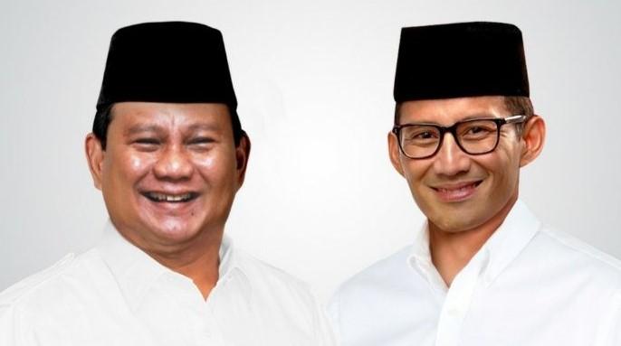 Prabowo Subianto-Sandiaga Uno Peringatkan Dampak Sistemik Pelemahan Rupiah