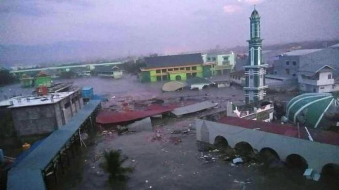 Rp560 Miliar Disiapkan untuk Tangani Gempa Tsunami Donggala dan Palu