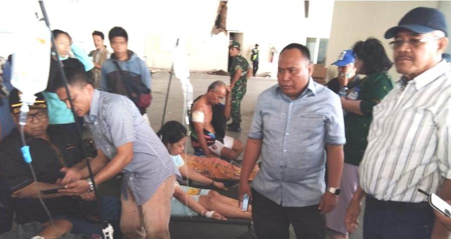 Ketua MA Bantu Korban Gempa dan Tsunami di Sulawesi Tengah