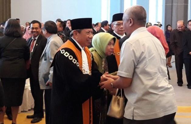 Hakim Agung Suhadi Gantikan Artidjo Alkostar