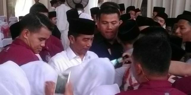 Jokowi: Kerukunan dan Persatuan Merupakan Aset Terbesar Bangsa Indonesia