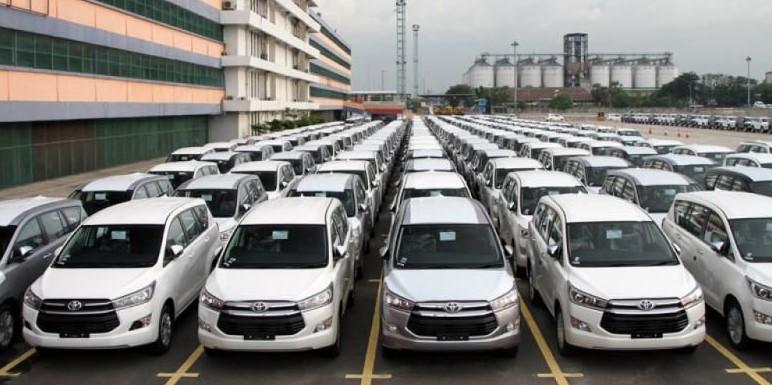 Toyota Berkomitmen Jadikan Indonesia Basis Ekspor