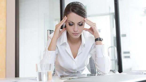 Stres Bisa Membuat Otak Mengecil
