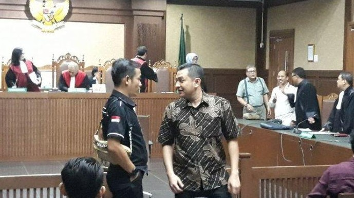 Hakim Tolak Eksepsi Staf Gubernur Aceh Nonaktif