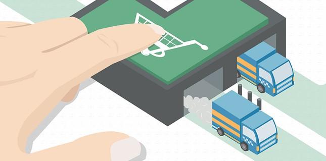 Pelaku E-Commerce Wajib Bayar Pajak Per 1 April