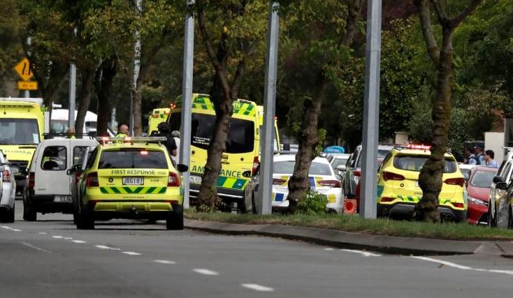 Penembakan Terjadi di Masjid Selandia Baru, Beberapa Orang Dilaporkan Tewas