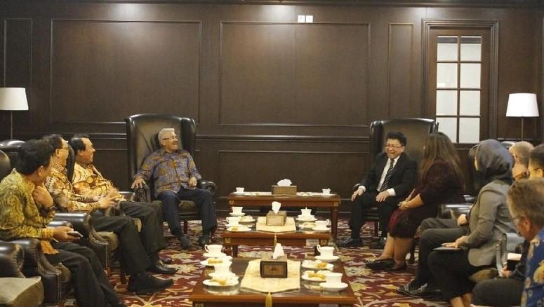 Ketua MA Malaysia Kagum dengan Proses Perekrutan Hakim Agung Indonesia