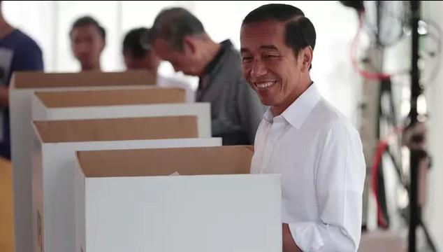 Jokowi Unggul 54 Persen Berdasarkan Penghitungan Cepat