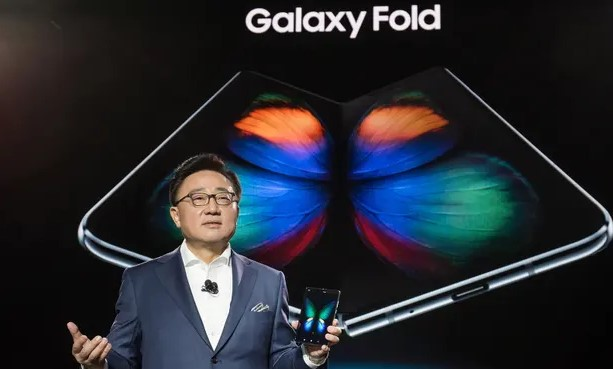 Samsung Tunda Peluncuran Galaxy Fold