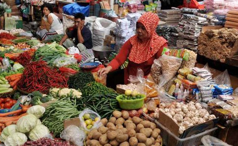 Jokowi Minta Jaga Stabilitas Harga Kebutuhan Pokok Jelang Bulan Puasa