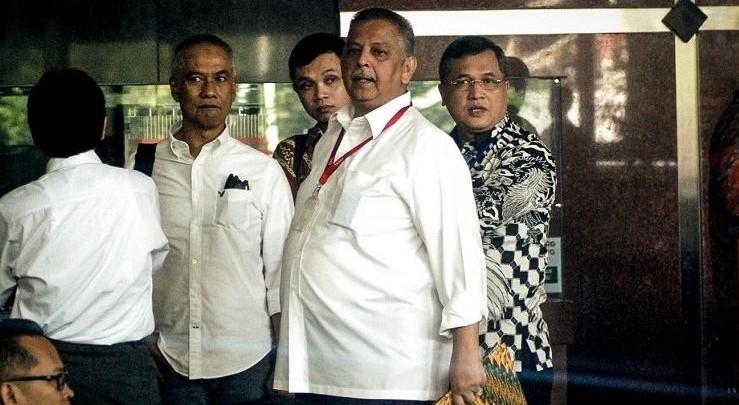 KPK Tetapkan Dirut PLN Sofyan Basir jadi Tersangka Suap Proyek PLTU Riau-1