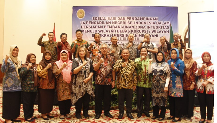 Indeks Reformasi Birokrasi MA Meningkat