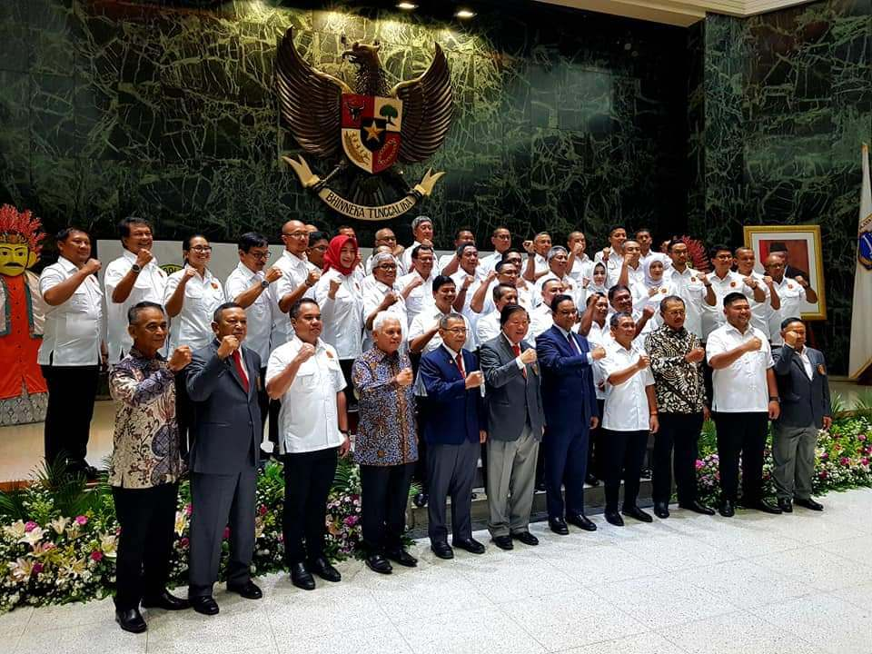 Pelantikan Ketua PGI DKI Jakarta