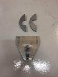 AF / EL-AF Brakett for stålanlegg
