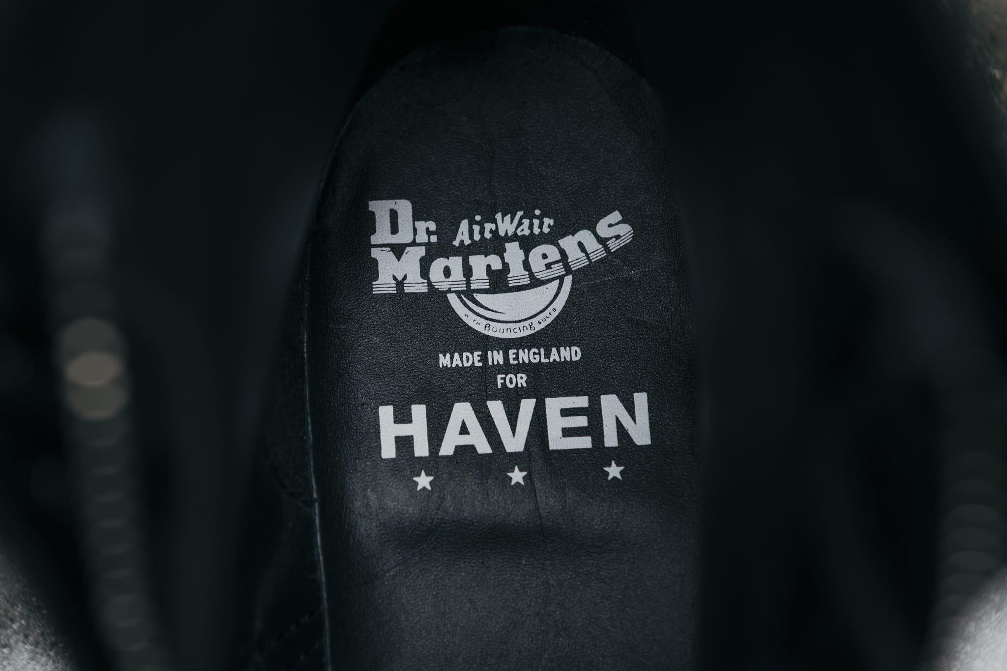 HAVEN Dr. Martens 1460 Jungle Boot