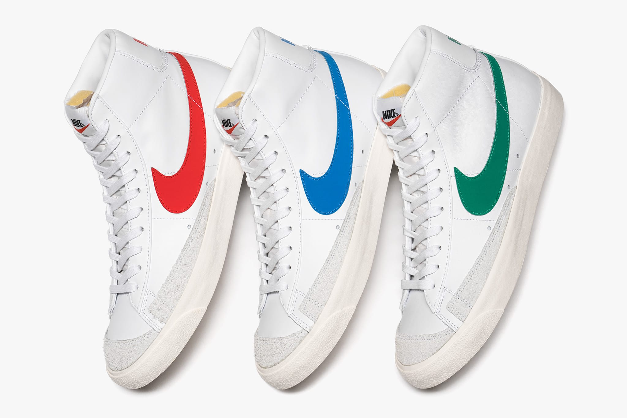 Nike Blazer Mid '77 Vintage Pack | Release Date: 01.19.19 | HAVEN