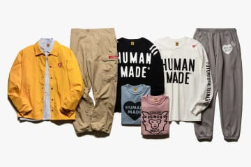 HUMAN MADE SS20 NEW ARRIVALS HAVEN