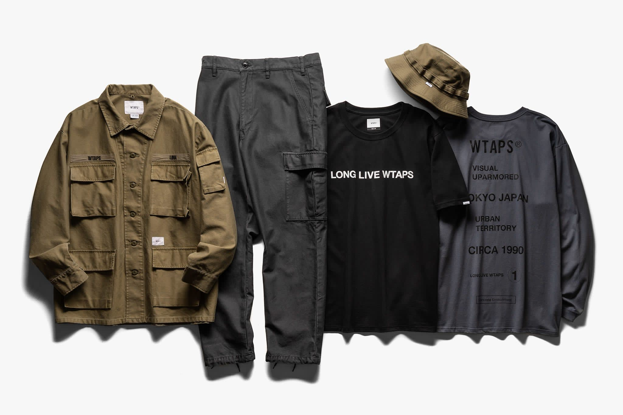 HAVEN WTAPS SS20