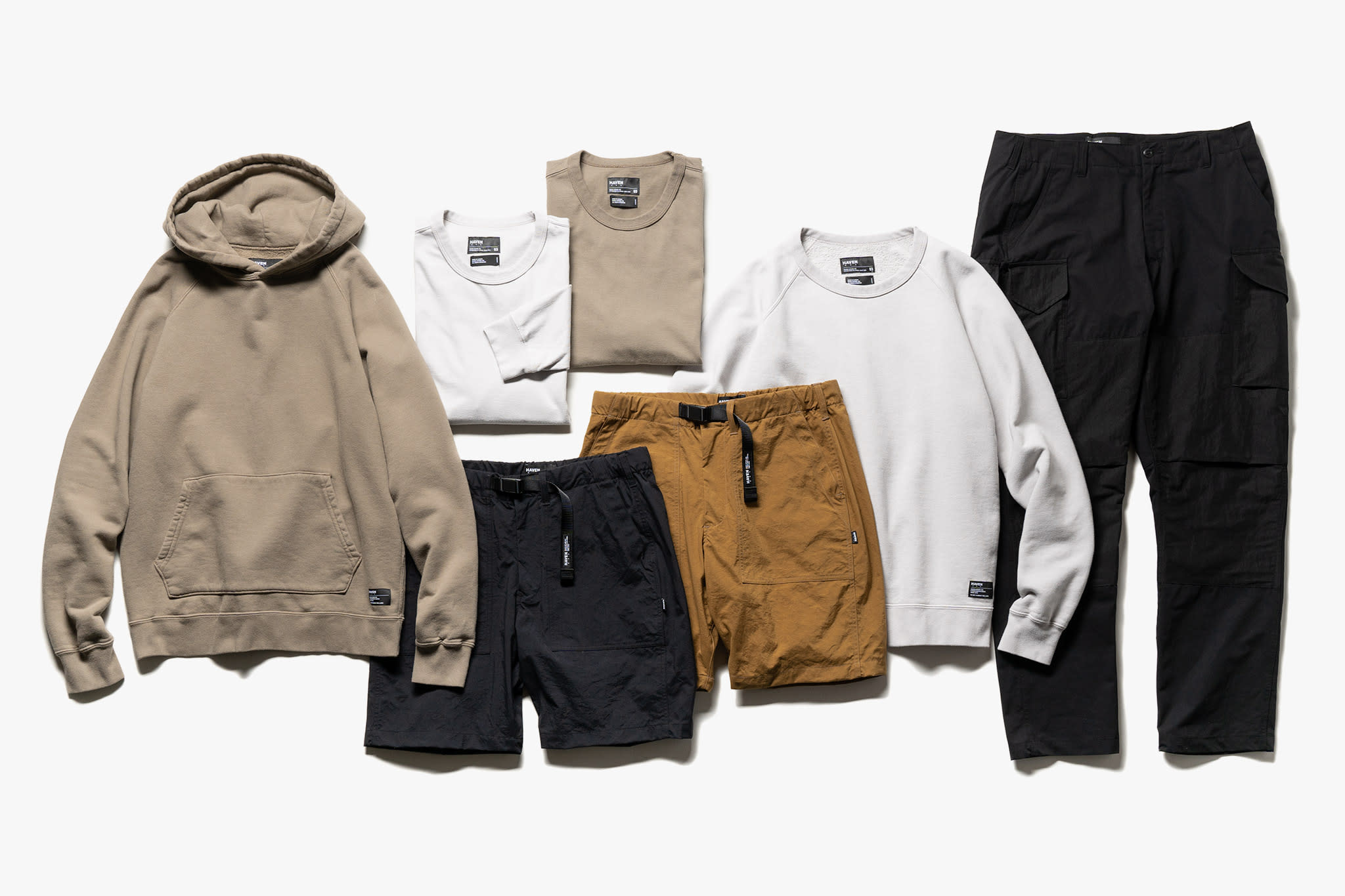 HAVEN SS20 Delivery 3
