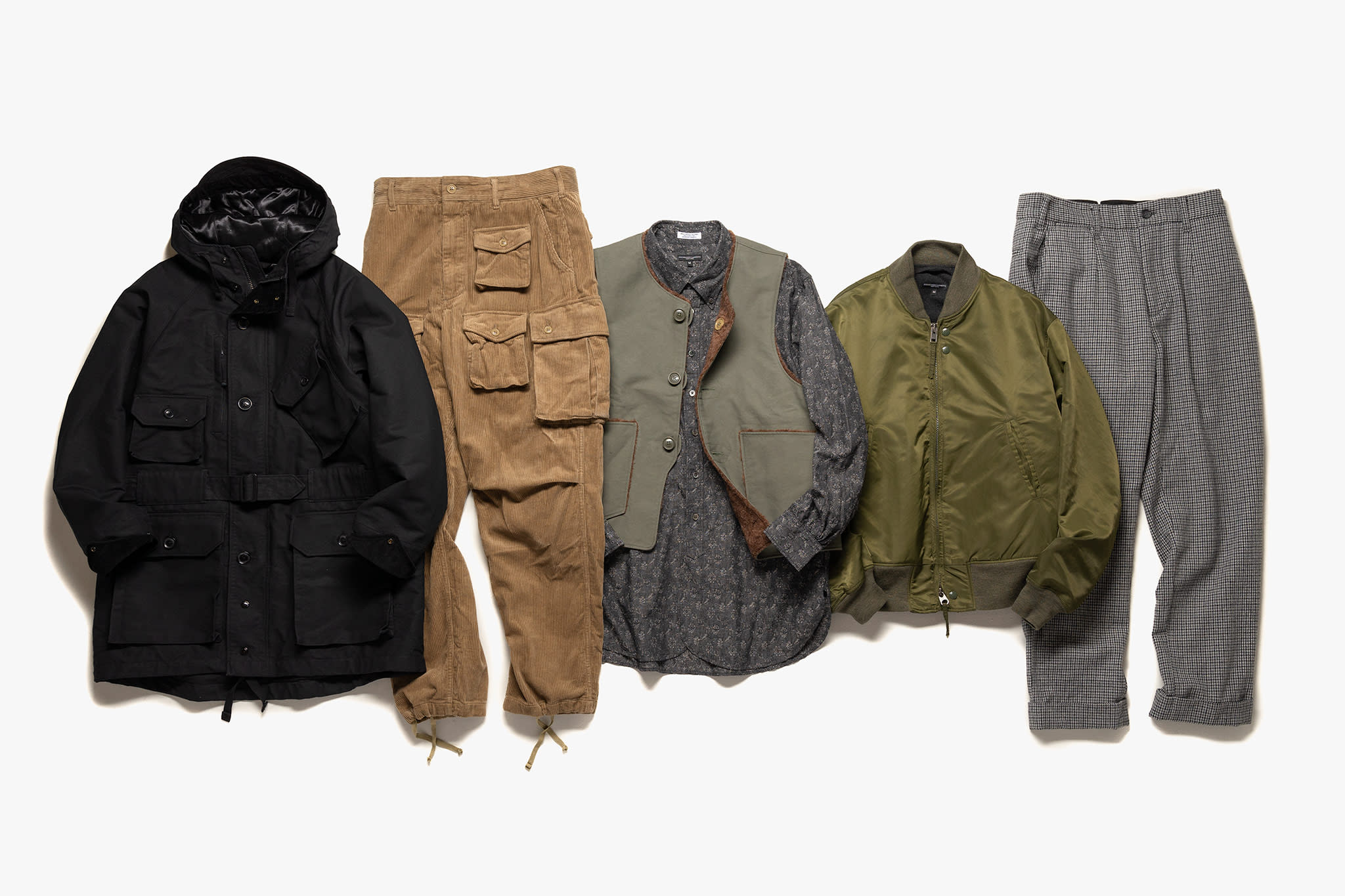 HAVEN Engineered Garments News WEB