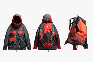 Junya Watanabe MAN Fall Winter 2018 Delivery 1 Karrimor Jacket