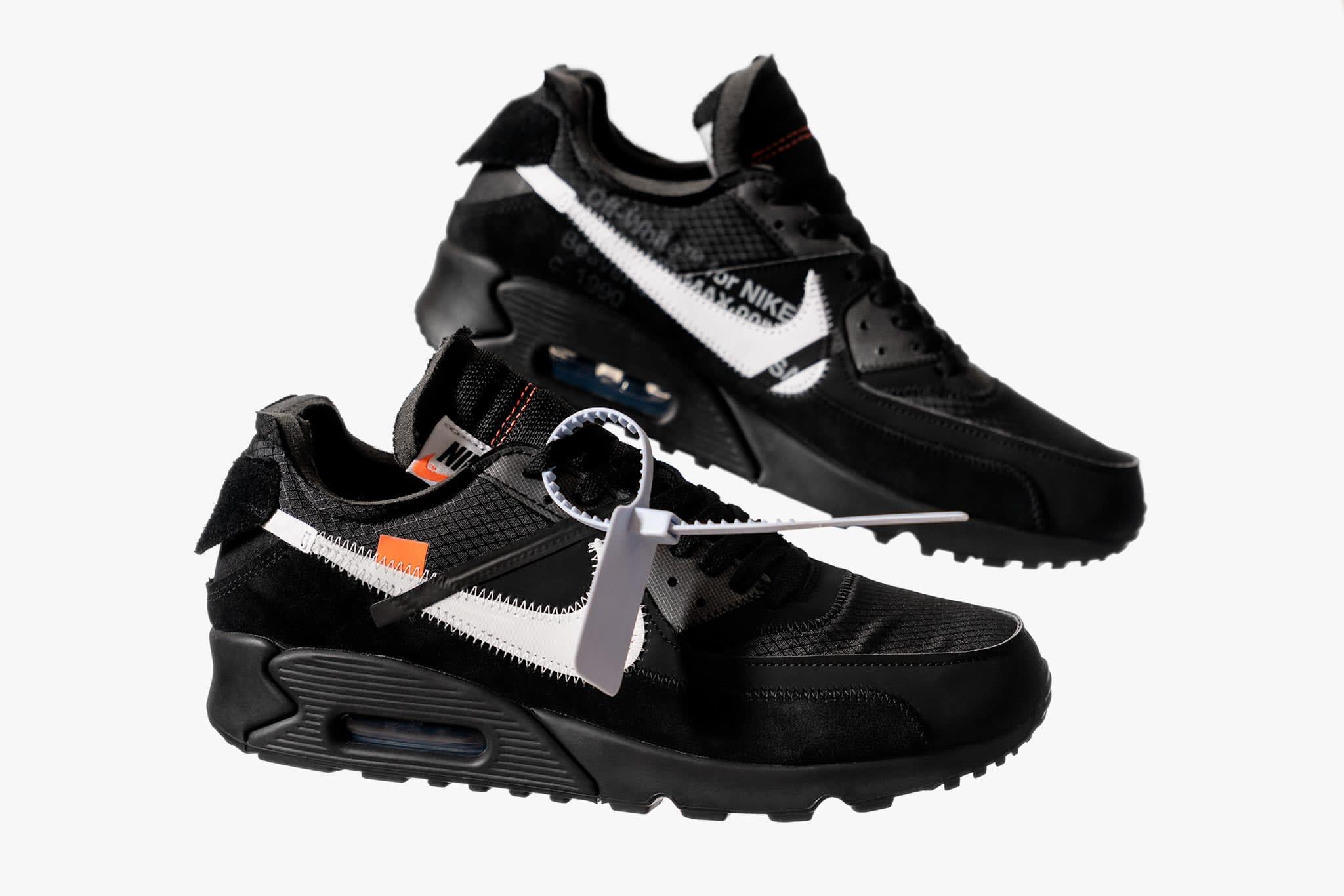 Nike x Off White 'The Ten' Air Max 90