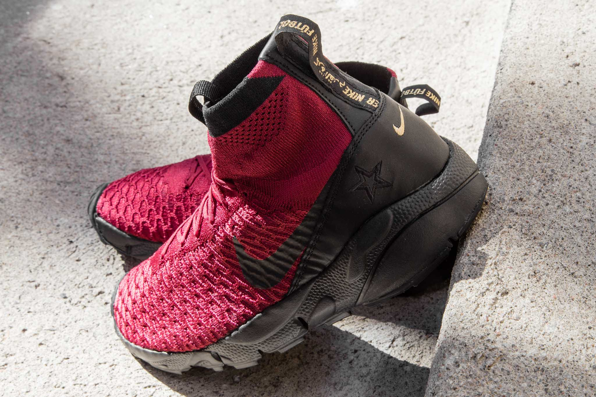 Agresivo Oportuno Paciencia  Nike Air Footscape Magista Flyknit FC Team Red | Now Available | HAVEN
