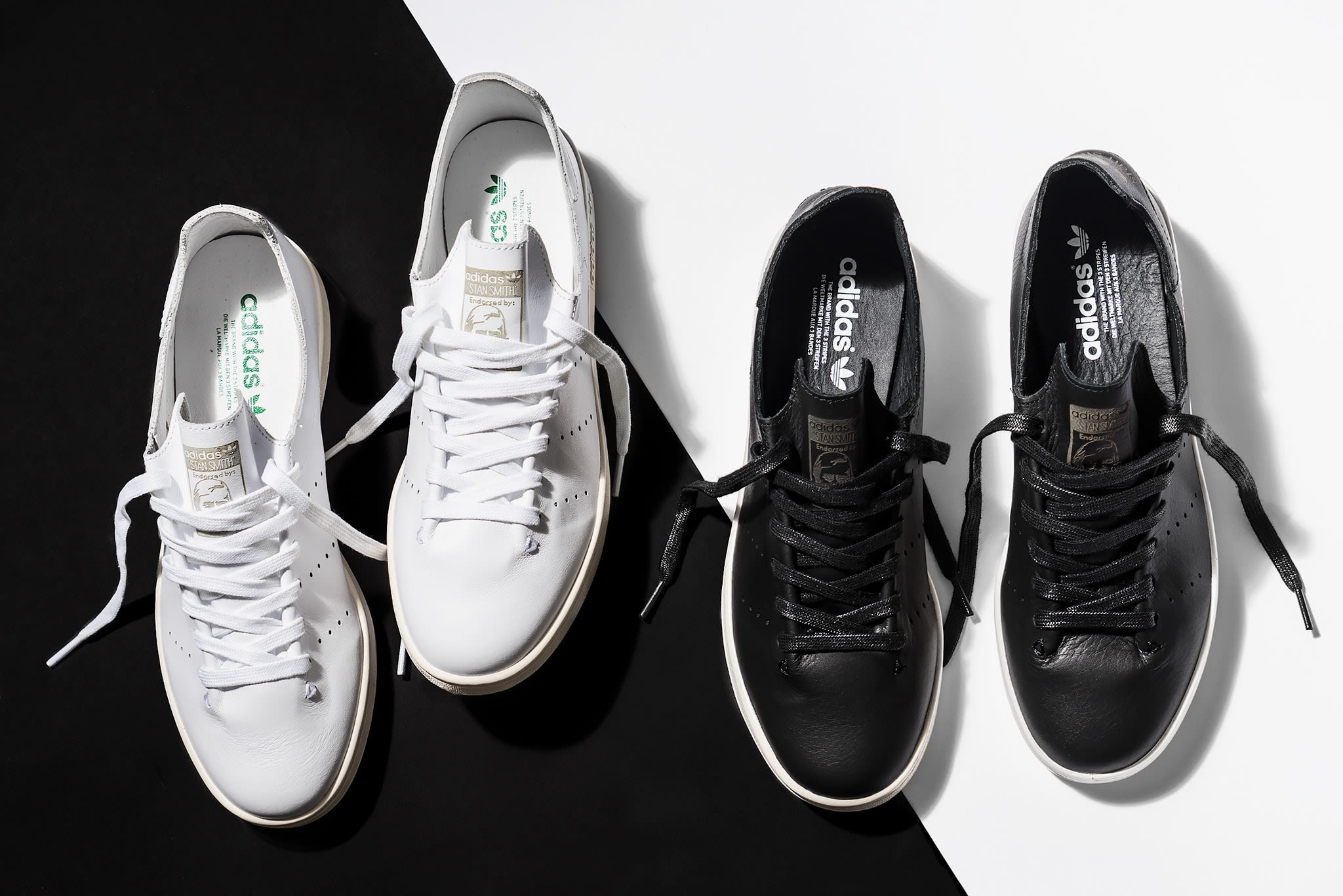 adidas Stan Smith Lea Sock | Now Available | HAVEN