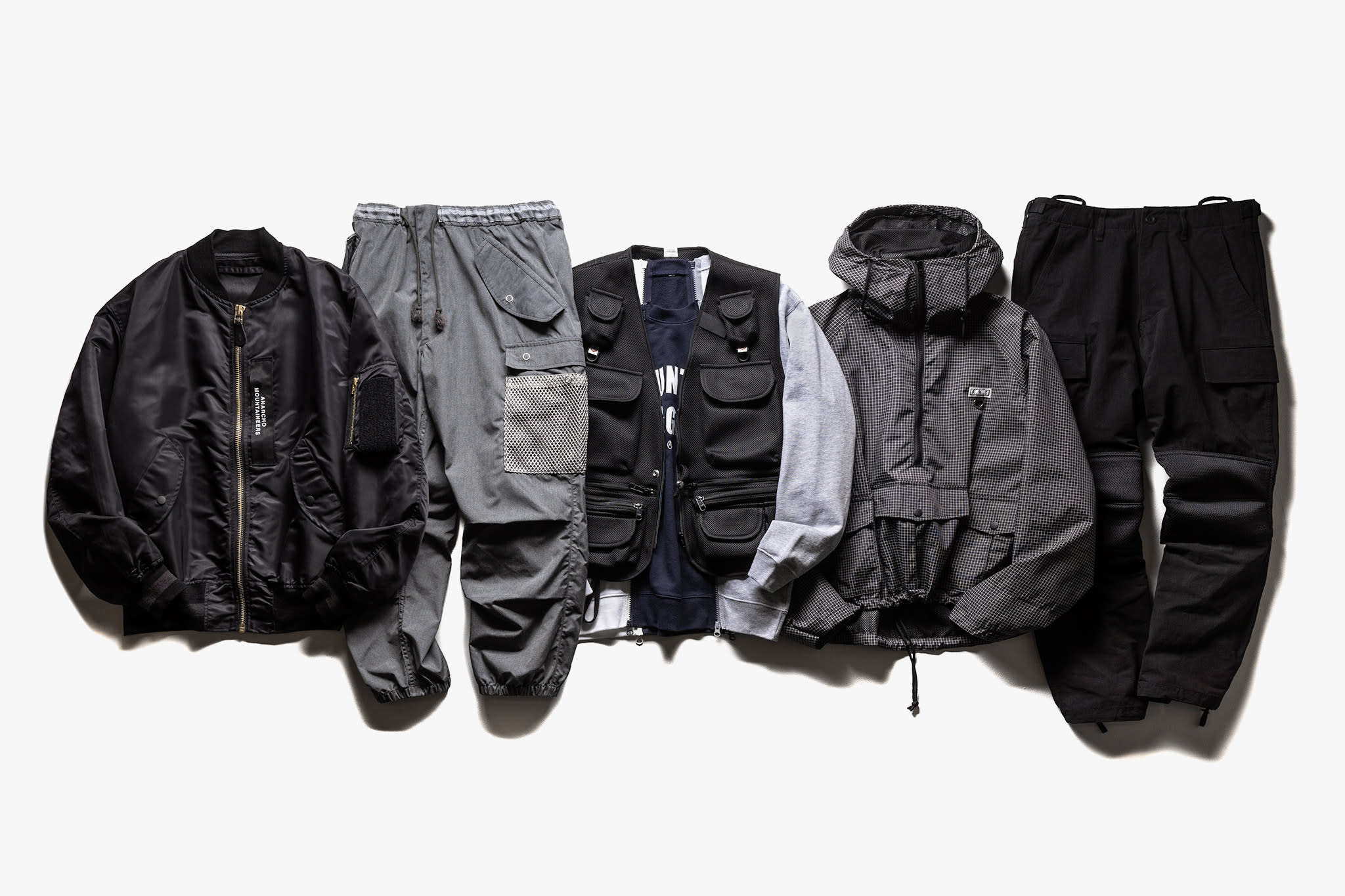 HAVEN Mountain Research SS20 Collection