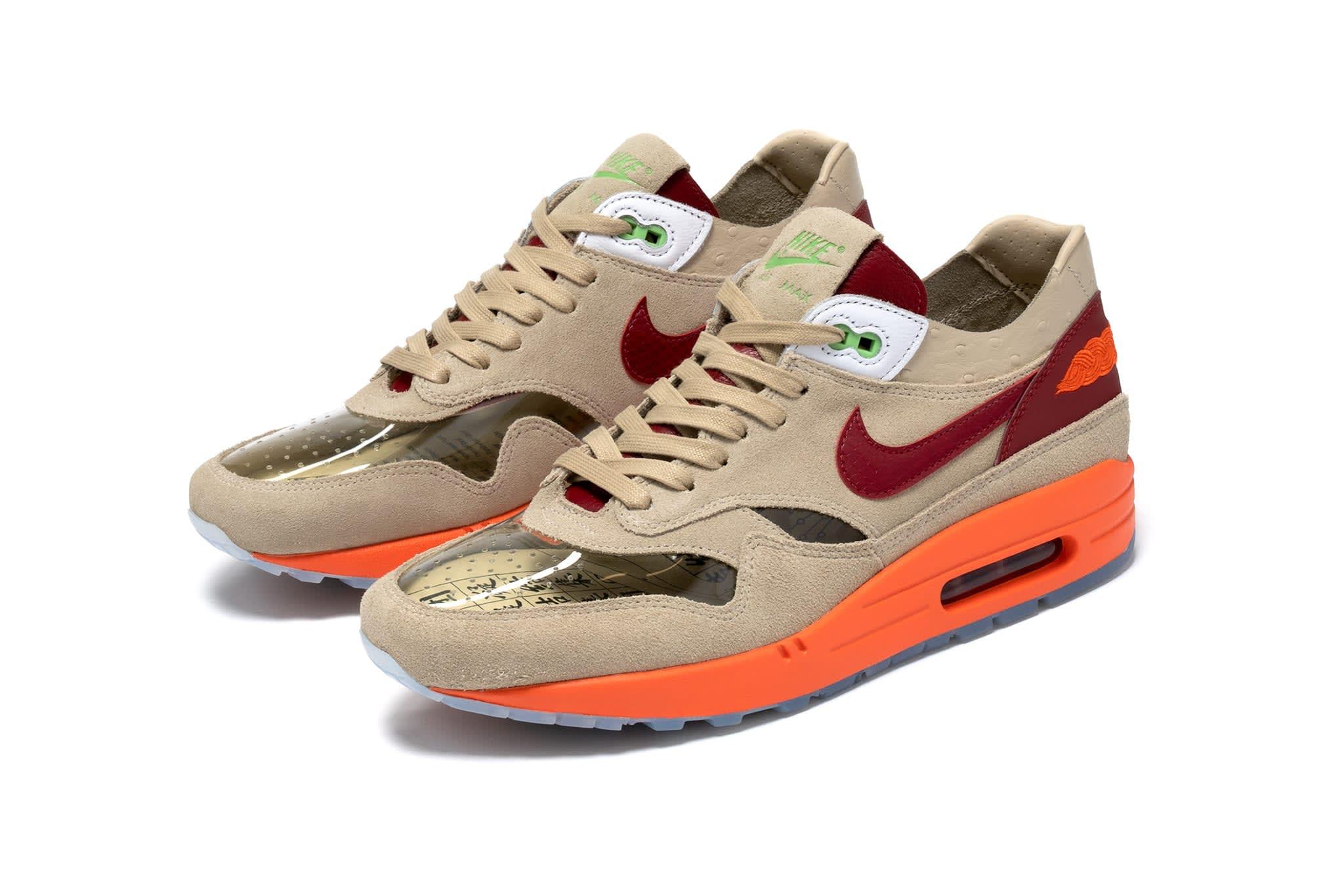 Nike x CLOT Air Max 1 | Release Date: 03.27.21 | HAVEN
