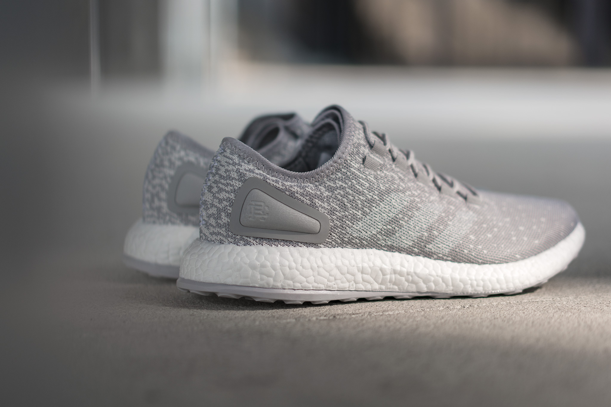 best service d7739 e78a9 Release Information The adidas x Reigning Champ pureboost will release  in-stores at HAVEN Vancouver  Toronto on August 24th at 11AM local time.