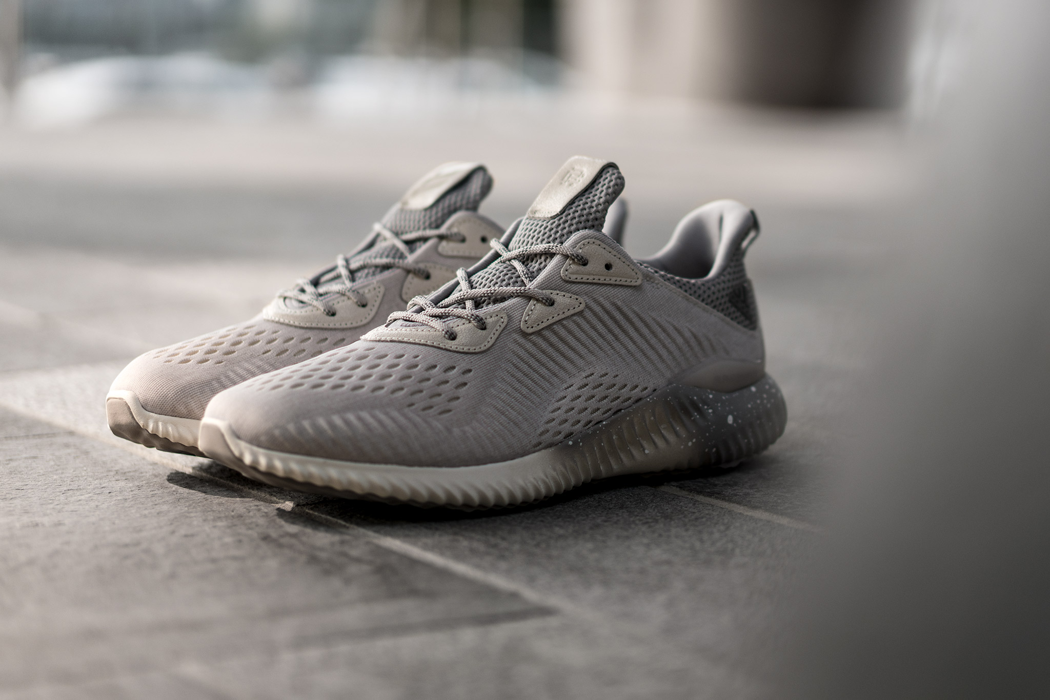 new product 5ad1d be43f Release Information The adidas x Reigning Champ Alphabounce will release  in-store at HAVEN Toronto and HAVEN Vancouver on Friday, August 4th at 11AM  local ...