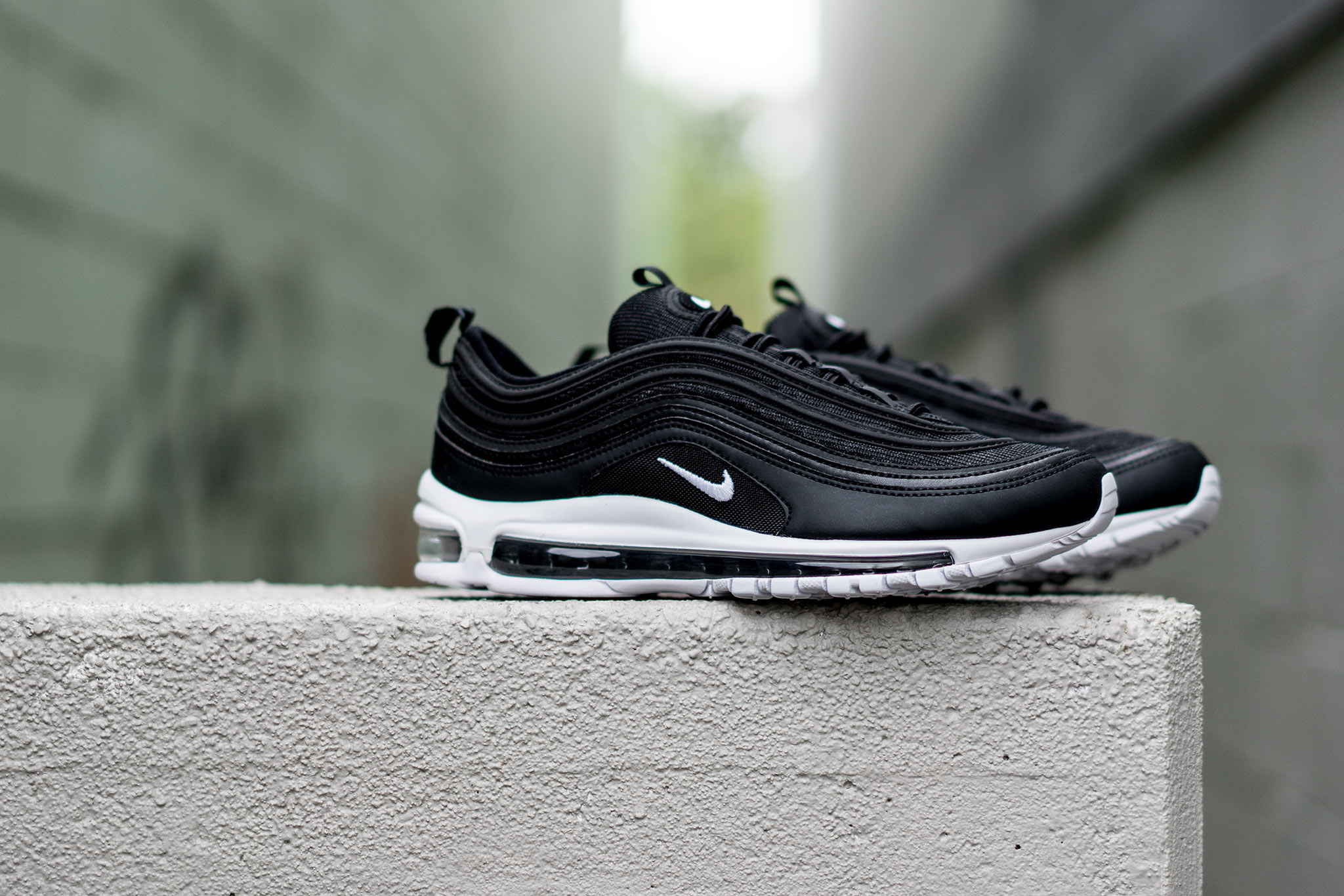 huge discount f8be1 2a00e Nike Air Max 97 OG Black/White | Release Date: 08.01.17 | HAVEN