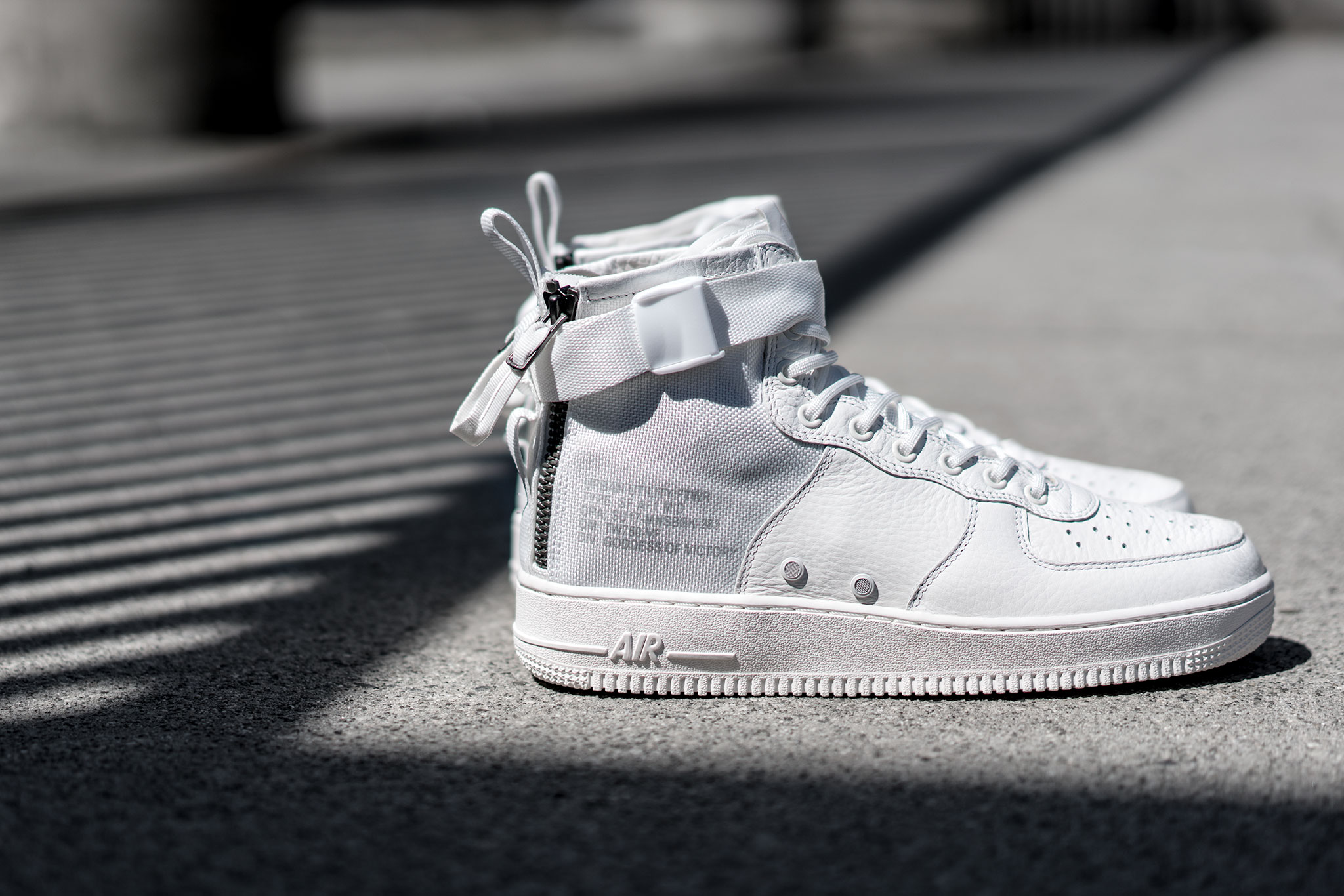 Release Information: The Nike Special Field Air Force 1 Mid will release  in-stores at HAVEN Vancouver & Toronto on July 1st, at 11AM local time.