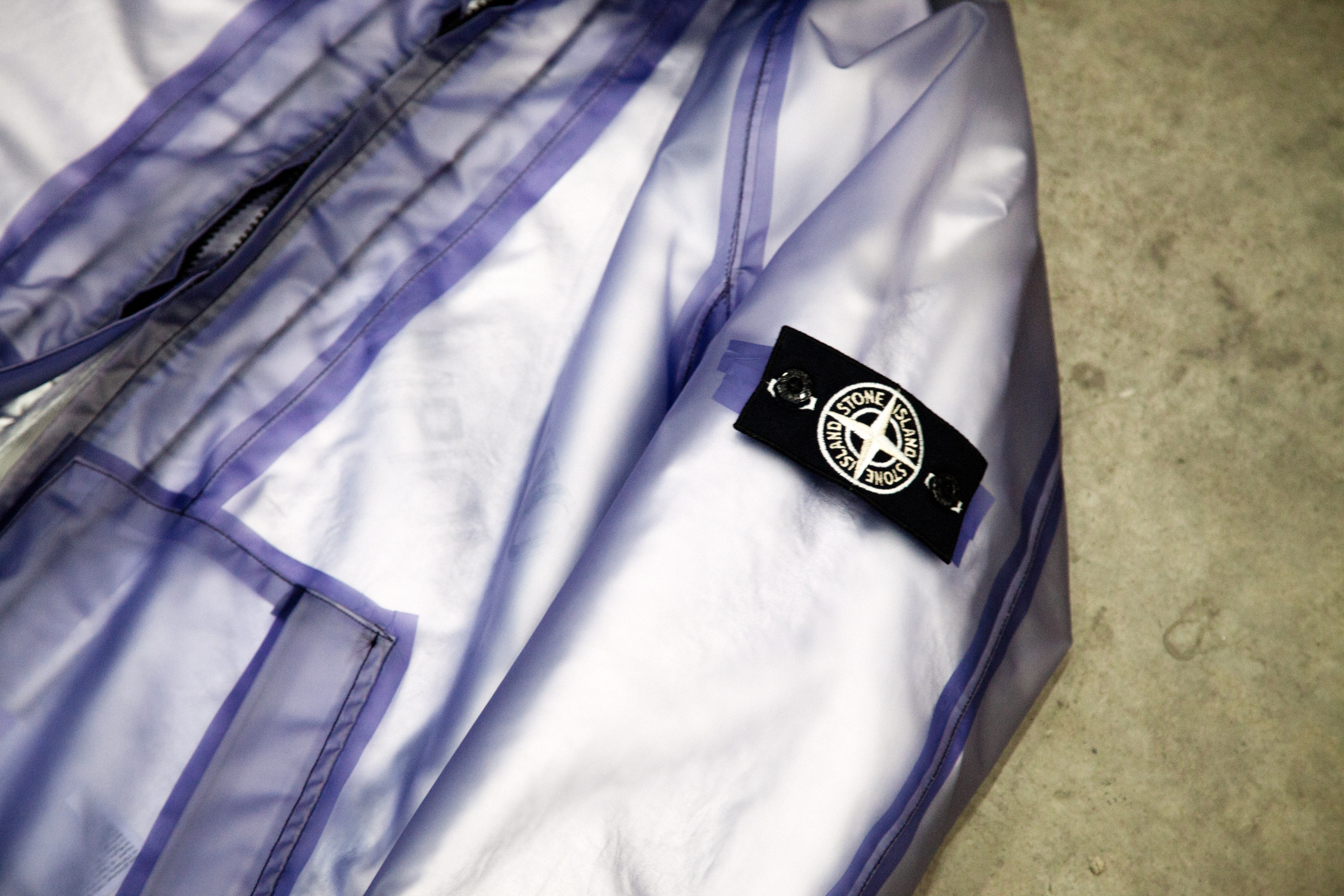 5fb348b18df07 On a visit to Ravarino, north of Florence in Italy, our editorial team was  granted access to Stone Island's progressive lab, prototyping and testing  ...